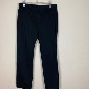 Alfani- Black Straight Leg Pants size 12